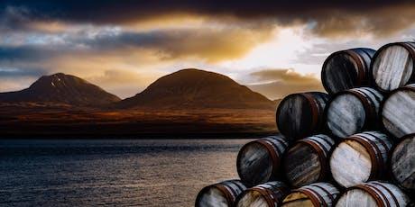 A taste of Scotland(Whisky Tasting and 3-course meal) @Edinburgh Festival  tickets