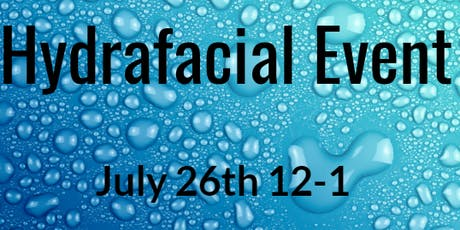Hydrafacial Lunch and Learn tickets