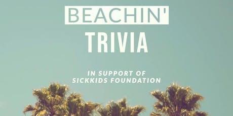 Beachin' Trivia! tickets