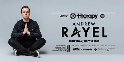 Therapy Thursdays: Andrew Rayel