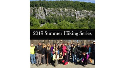 Summer Hiking Series: The Nirvana Cliffs - Focus on Rock Climbing History tickets