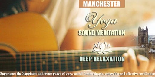 Meditation session in Manchester