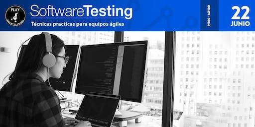Pruebas de Software con Agile