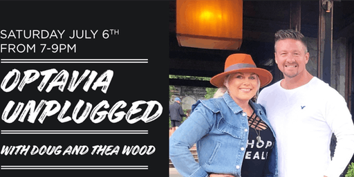 UNPLUGGED with Doug and Thea Woods July 6th New York