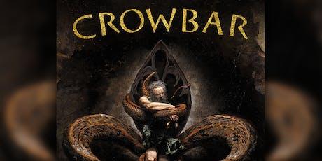 Crowbar tickets