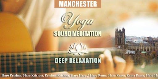 Mahamantra Chanting Kirtan in Manchester