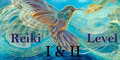 Copy of Reiki Level I & II tickets