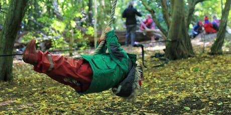 Forest School Holiday Club Thursday 25th July 2019 tickets