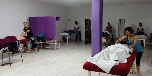 Atelier après midi découverte massage traditionnel chinois Tuina Tchan