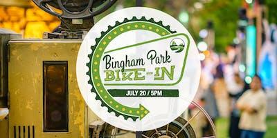 Bingham Park Neighborhood Bike-In