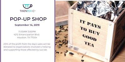 The TwenTea Company Grand Opening & Pop-Up Shop