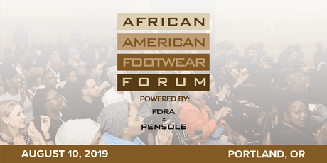 The African-American Footwear Forum tickets