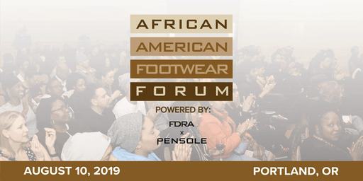 The African-American Footwear Forum