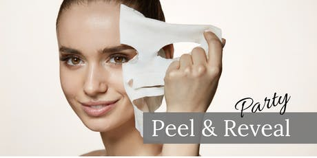 Peel & Reveal Party by Neostrata tickets
