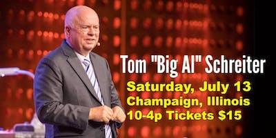 Ambit Super Saturday with Big Al Schreiter!