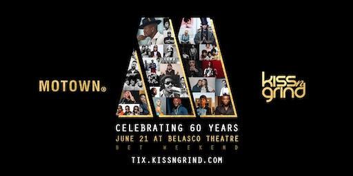 Kiss-n-Grind + Motown for BET Weekend