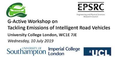 "G-Active Workshop on ""Tackling Emissions of Intelligent Road Vehicles"""