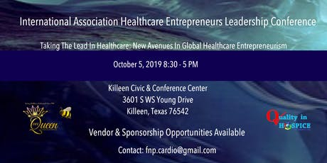 Taking The Lead In Healthcare: New Avenues In Global Healthcare Entrepreneurism  tickets