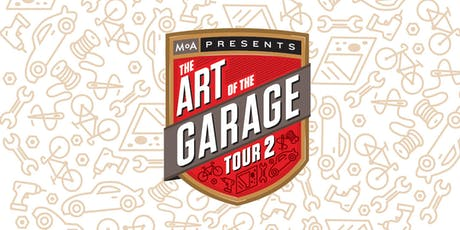 The Art of the Garage Tour 2019 tickets