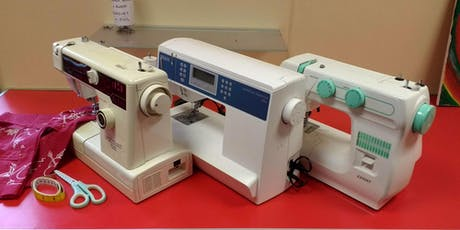 Beginners Sewing Workshop - 7, 14 & 21 August  2019 tickets