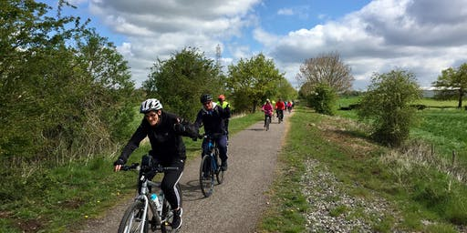 Social Bike Ride with Sustrans Derby (August)