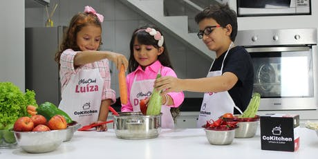 [MATRÍCULA] Curso de Culinária Infantil - Com Chef Larissa Gonçalves ingressos