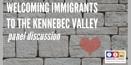 Welcoming Immigrants to the Kennebec Valley tickets