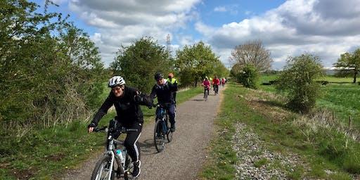 Social Bike Ride with Sustrans Derby (September)