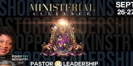 Ministerial Alliance Pastor and Leadership Training tickets