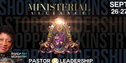 Ministerial Alliance Pastor and Leadership Training