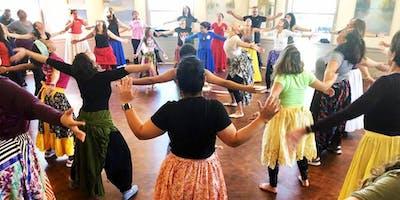 Afro-Puerto Rican Dance Workshop (18+)