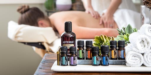Auckland NZ  AromaTouch Technique Certified Training