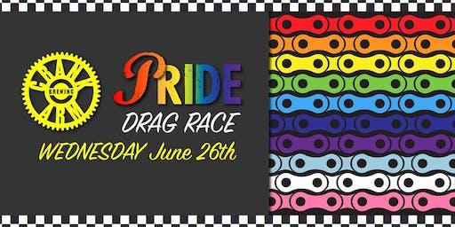 P(ride) Drag Race Ride at Crank Arm Brewing