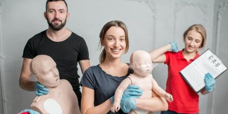 Nation's Best CPR Adult & Pediatric CPR/Choking for New & Expecting Moms tickets