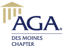 Association of Government Accountants, Des Moines Chapter logo