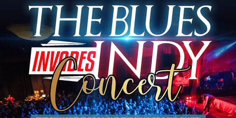 Blues Invades Indy with Wendell B, Bigg Robb, and Sir Charles Jones tickets