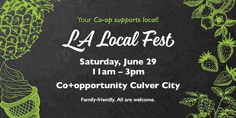 LA Local Fest tickets