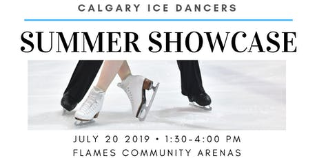 Calgary Ice Dancers Summer Showcase 2019 tickets