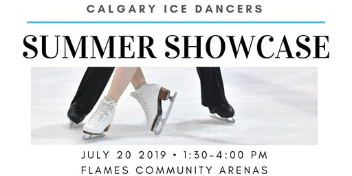 Calgary Ice Dancers Summer Showcase 2019