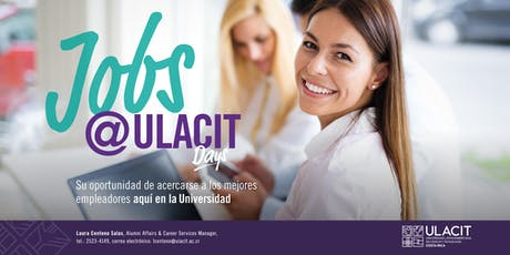JOBS@ULACIT DAYS: Evertec entradas