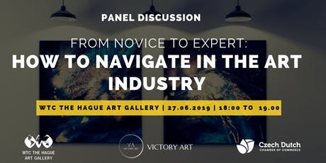 From Novice to Expert: How to Navigate in the Art Industry tickets