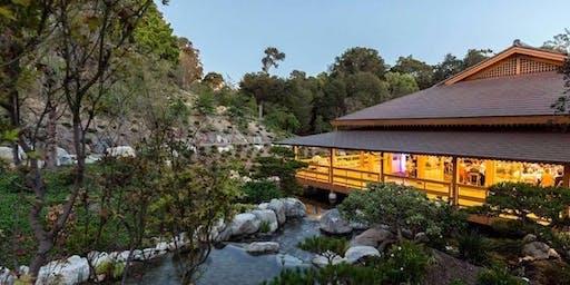 Sound Meditation at the Japanese Friendship Garden