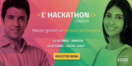 E^HACKATHON London tickets
