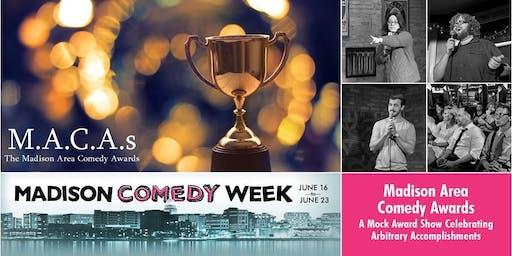 Madison Area Comedy Awards