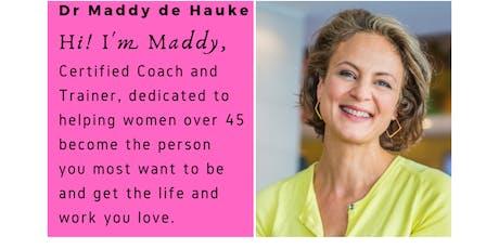 Hidden Gift : Coaching for Women in Midlife tickets