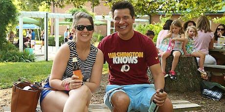 Summer Beer & Wine Garden tickets