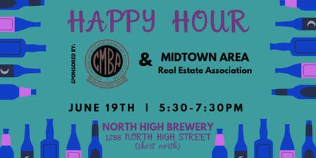 CMBA/MAREA Summer Happy Hour tickets