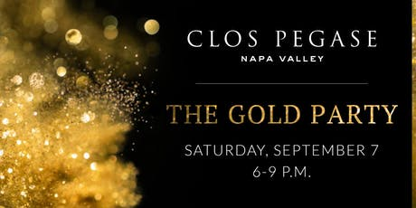 The Gold Party at Clos Pegase tickets