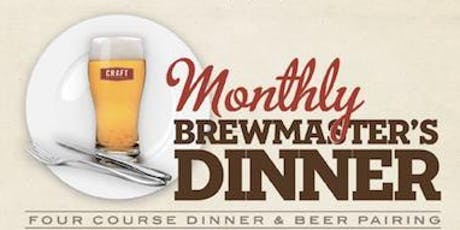 Muskoka Brewing Co Brewmaster's Dinner - Patio Edition!!  tickets