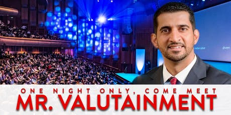 Valuetainment / PHP / Patrick Bet David tickets